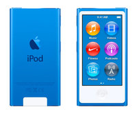 Apple iPod nano 7Gen 16GB Blue (MKN02) 2015