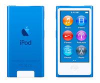 Apple iPod nano 7Gen 16GB Blue (MKN02) 2015