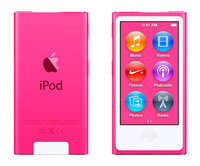 Apple iPod nano 7Gen 16GB Pink (MKMV2) 2015