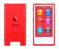 Apple iPod nano 7Gen 16GB (Product) Red (MKN72) 2015