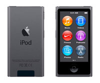Apple iPod nano 7Gen 16GB Space Gray (MKN52) 2015