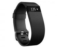 Фитнес часы Fitbit Charge HR (Large/Black)