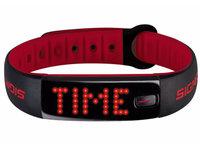 Фитнес браслет Sigma Sport Activo (Black-Red)
