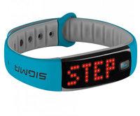 Фитнес браслет Sigma Sport Activo (Blue-Gray)