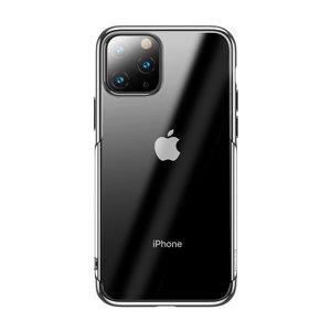 Чехол Baseus Shining Case (TPU) iPhone 11 Pro (Silver)