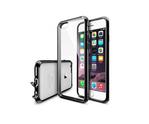Чехол-бампер для iPhone 6/6S - Ringke Fusion - Black