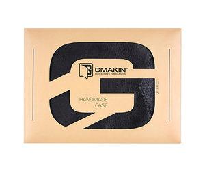 """Чехол-конверт Gmakin для MacBook Air 13"""" и Pro 13"""" Black (GM09) - фото 3"""