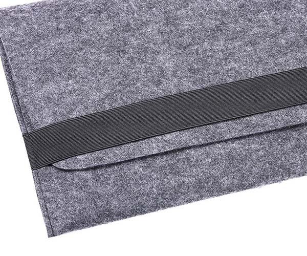 "Чехол-конверт Gmakin для MacBook Air 13"" и Pro 13"" Gray (GM14)"