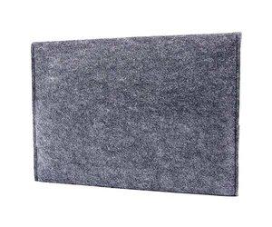 "Чехол-конверт Gmakin для MacBook Air 13"" и Pro 13"" Gray (GM14) - фото 5"
