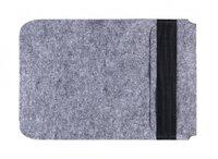 """Светлый войлочный чехол-конверт для MacBook Air 13"""" и Pro 13"""" (GM16)"""