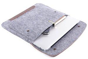 Чехол-конверт Gmakin для Macbook 13 New (GM45-13New) - фото 1