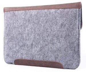 Чехол-конверт Gmakin для Macbook 13 New (GM45-13New) - фото 3