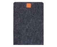 "Чехол-конверт Gmakin для Macbook Air 13"" и Pro 13"" темно-серый (GM17)"