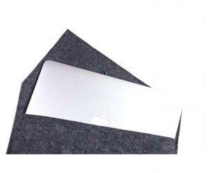 "Чехол-конверт Gmakin для MacBook Air 13"" и Pro 13"" Gray (GM06) - фото 1"