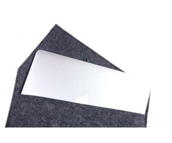 "Чехол-конверт Gmakin для MacBook Air 13"" и Pro 13"" Gray (GM06)"
