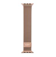 Ремешок миланского плетения Laut STEEL LOOP для Apple Watch 38/40 мм - Gold (LAUT_AWS_ST_GD)