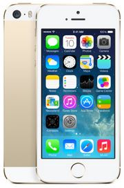 iPhone 5S 16GB (Gold) (MLXM2)