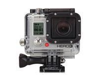 Экшен камера GoPro HERO-3 Silver Edition