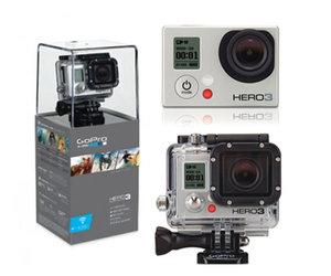 Экшен камера GoPro HERO 3 White Edition