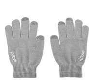 Перчатки для сенсорных экранов Touch iGlove - Grey