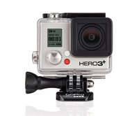 Экшен камера GoPro HERO 3+ Silver Edition