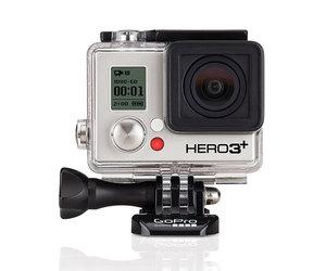 Экшен камера GoPro HERO 3+ Silver Edition