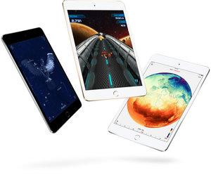 Apple iPad mini 4 Wi-Fi 128GB Silver (MK9P2)