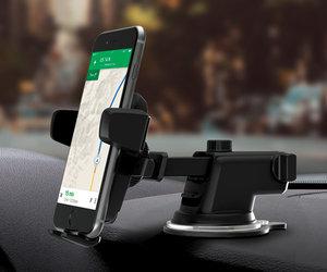 Автомобильный держатель iOttie Easy One Touch 3 Car Mount (HLCRIO120) - фото 4