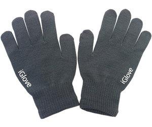 Перчатки для сенсорных экранов Touch iGlove - Dark Gray