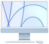 "iMac 24"" Retina 4.5K 256GB 7GPU (Blue) (MJV93) 2021"