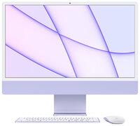 """iMac 24"""" Retina 4.5K 512GB 8GPU (Purple) (Z131) 2021"""