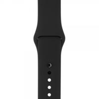Ремешок Apple Watch 42/44mm Sport Band (S/M & M/L) Black OEM