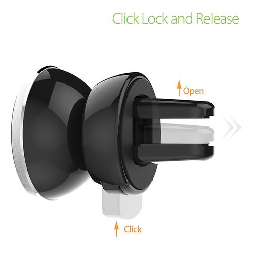 iOttie iTap Magnetic (Black) - автодержатель для iPhone (HLCRIO151)