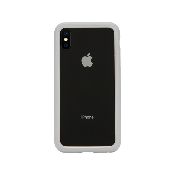 Чехол-накладка для iPhone X - Incase Frame - Slate (INPH190376-SLT)