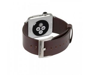 Ремешок Incase Leather Band для Apple Watch 42mm - Brown (INAW10013-BRW) - фото 0