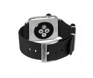 Ремешок Incase Nylon Nato Band для Apple Watch 42mm - Black (INAW10014-BLK)
