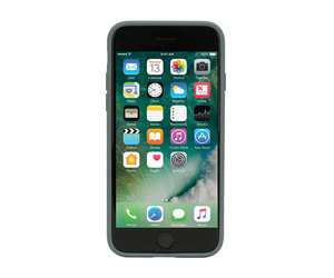 Чехол-накладка для iPhone 7/8/SE - Incase Pop Case (Tint) - Dark Gray (INPH170247-DGY) - фото 5
