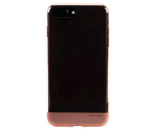 Чехол-накладка для iPhone 7/8/SE - Incase Protective Cover - Rose Quartz (INPH170251-RSQ)