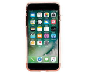 Чехол-накладка для iPhone 7/8/SE - Incase Protective Cover - Rose Quartz (INPH170251-RSQ) - фото 5