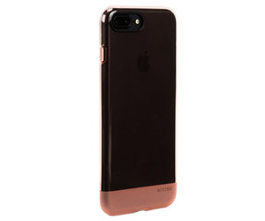 Чехол-накладка для iPhone 7/8/SE - Incase Protective Cover - Rose Quartz (INPH170251-RSQ) - фото 2