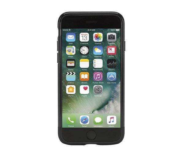 Чехол-накладка для iPhone 7/8 - Incase Protective Cover - Black (INPH170251-BLK)