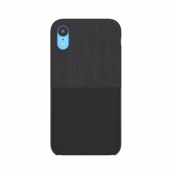 Чехол-накладка для iPhone XR - Incase Textured Snap Case - Black (INPH200562-BLK)