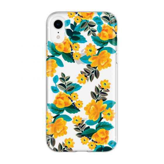 Чехол-накладка для iPhone XR - Incipio Design Series Classic - Desert Dahlia (IPH-1756-DDL)