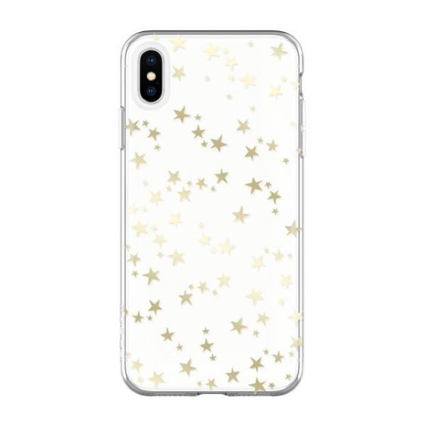 Чехол-накладка для iPhone Xs Max - Incipio Design Series Classic - Stars
