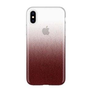 Чехол-накладка для iPhone Xs - Incipio Design Series Classic - Cranberry Sparkler