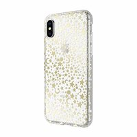 Чехол-накладка для iPhone X - Incipio Design Series - Cosmic Metallic (IPH-1651-CSM)