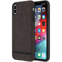 Чехол-накладка для iPhone Xs Max - Incipio Esquire Series - Gray (IPH-1764-GRY)