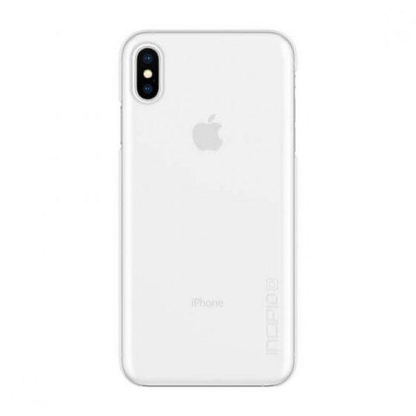 Чехол-накладка для iPhone XS Max - Incipio Feather - Clear
