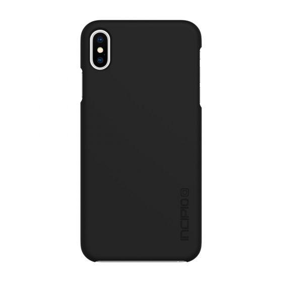 Чехол Incipio Feather for iPhone XS MAX - Black IPH-1762-BLK