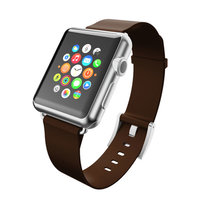 Ремешок Incipio Premium Leather Band для Apple Watch 42mm - Espresso (WBND-009-ESPRSO)